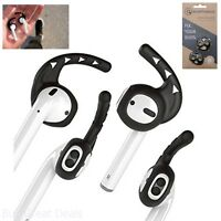 Earphone Hooks For Earpods And Airpods - Black