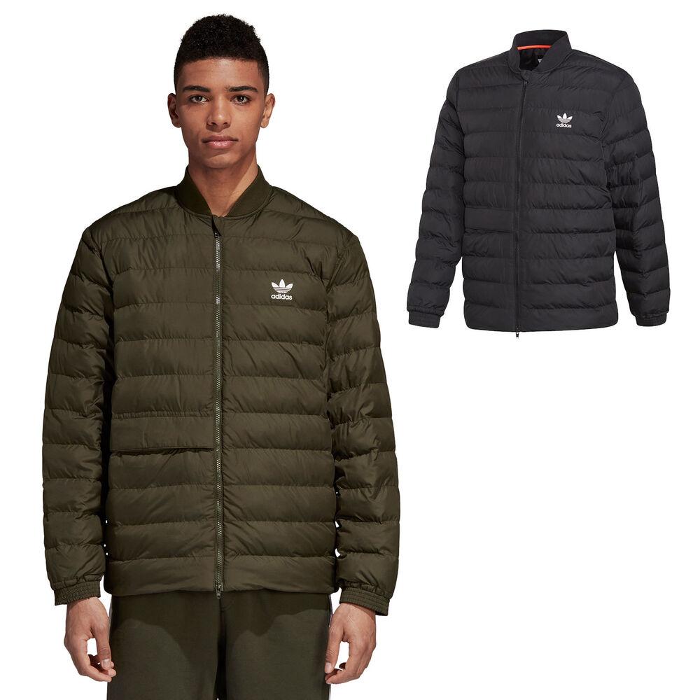 Adidas Originals Sst Superstar Outdoor Messieurs-veste D'hiver Doudoune Veste-acke Daunenjacke Jacke Fr-frafficher Le Titre D'origine