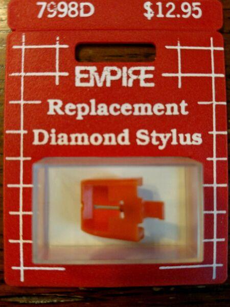 Deskundig Empire Scientific Stylus 7998d, Vx-50g, Nd-50g Lage Prijs