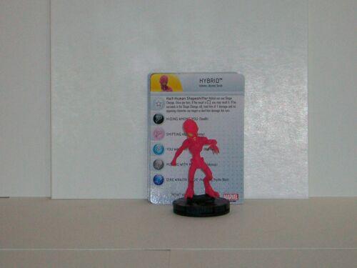Heroclix Avengers Assemble # 035 Hybrid