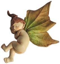 "4.5"" Sleeping Fairy Baby Garden Terrarium DollHouse Decor Enchanted Figurines"