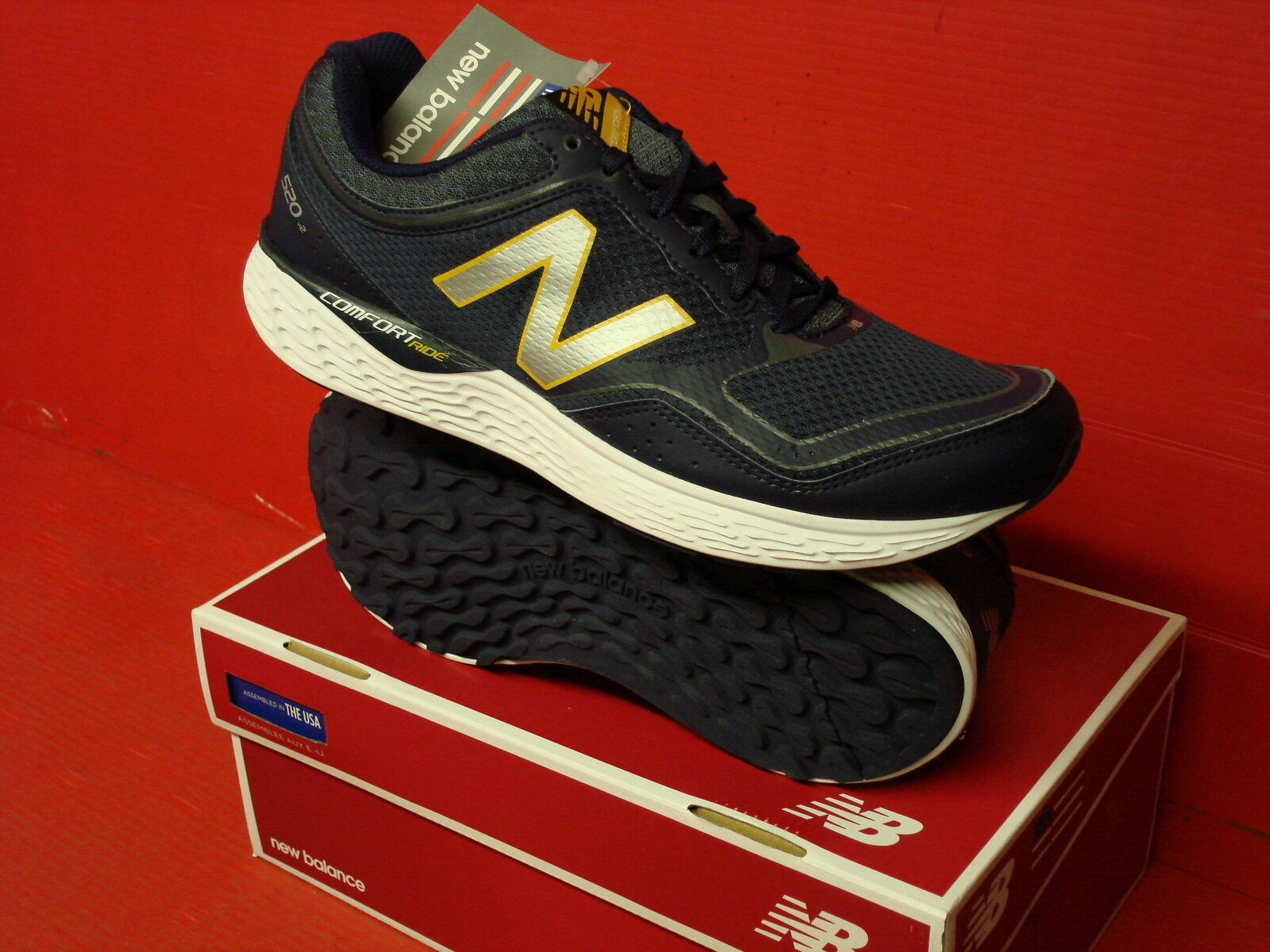 NEW BALANCE 520 MENS RUNNING M520