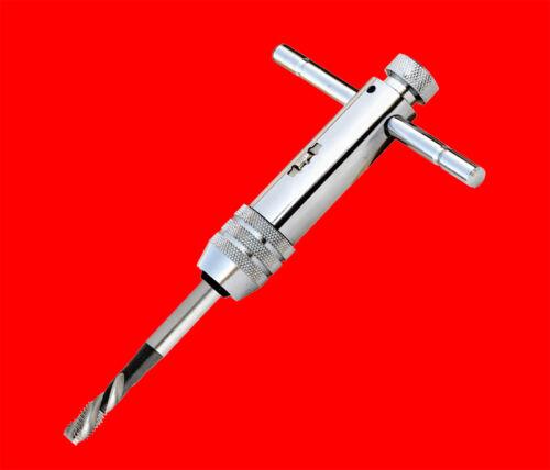 M12 Windeisen Werkzeug Profi Gewindebohrer Werkzeughalter Gewinde Ratsche M5