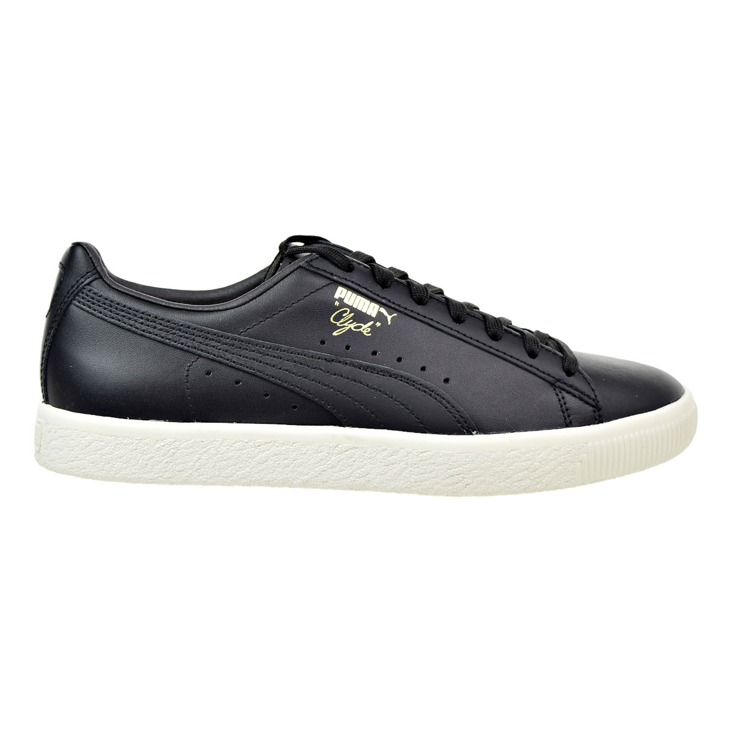 Puma Clyde Natural Men's Black 363617-01 The most popular shoes for men and women