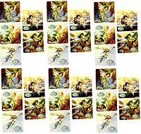 Disney Fairies 30 Large Stickers Fairy Tinkerbell Bess Fira Lily Prilla
