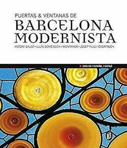 Puertas-amp-Ventanas-De-Barcelona-Modernista-Mundo-Solapa