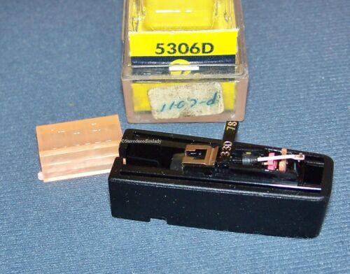 EV 5306D ASTATIC 1107d CARTRIDGE NEEDLE Symphonic Tetrad 1-33D-G3 Game 7213C