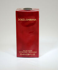 DOLCE & GABBANA OLD FORMULA EAU DE TOILETTE 25 ML SPRAY