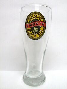 Reschs-Smooth-Black-Ale-285ml-Beer-Glass-vgc-6-5-8-034-x-2-5-8-034