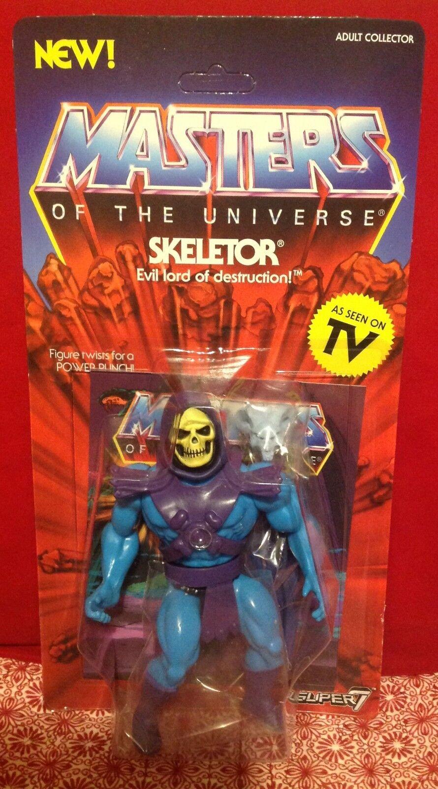 Meister des universums motu erwachsene sammler wie im fernsehen skeletor abbildung
