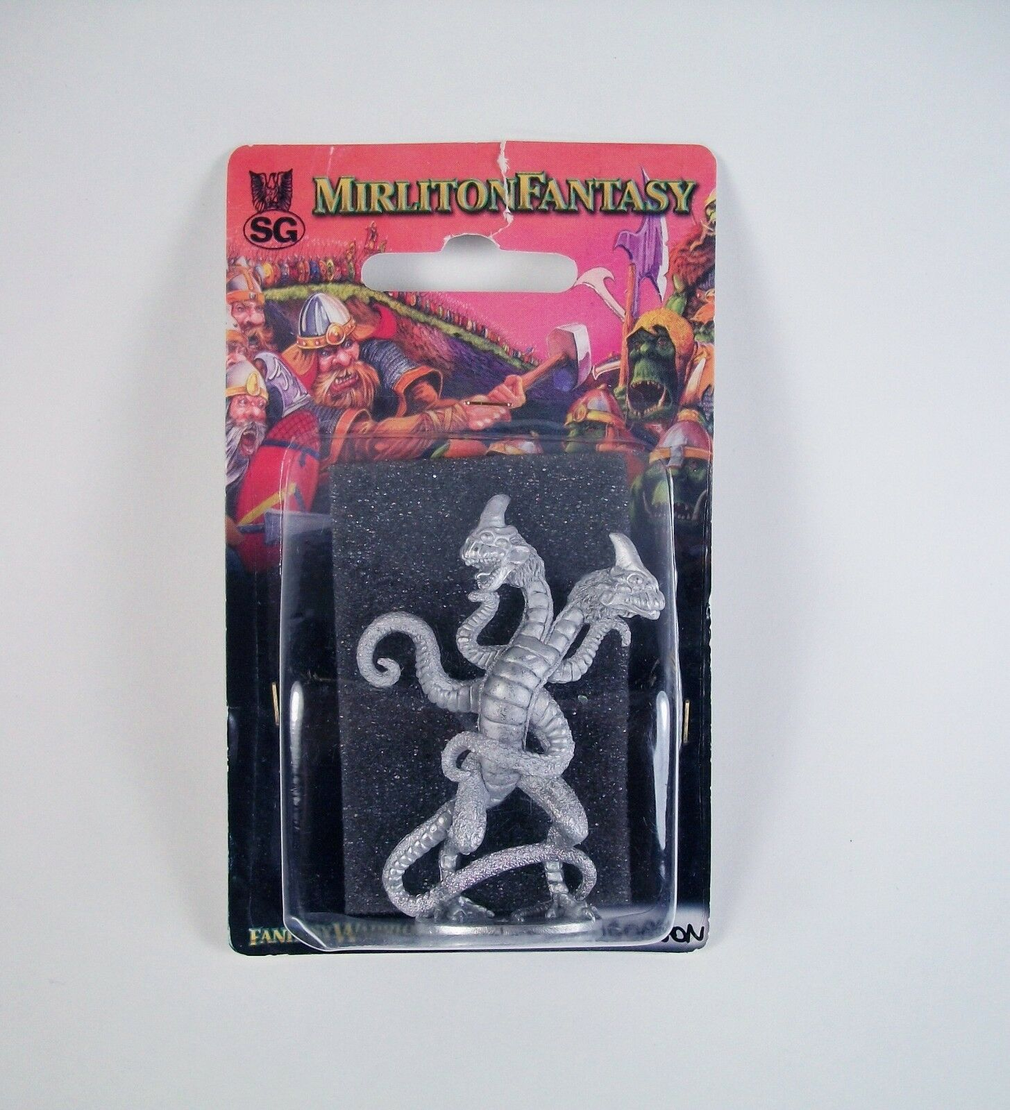 Grenadier Demogorgon from Mirliton - Fantasy Warriors Miniatures  RARE