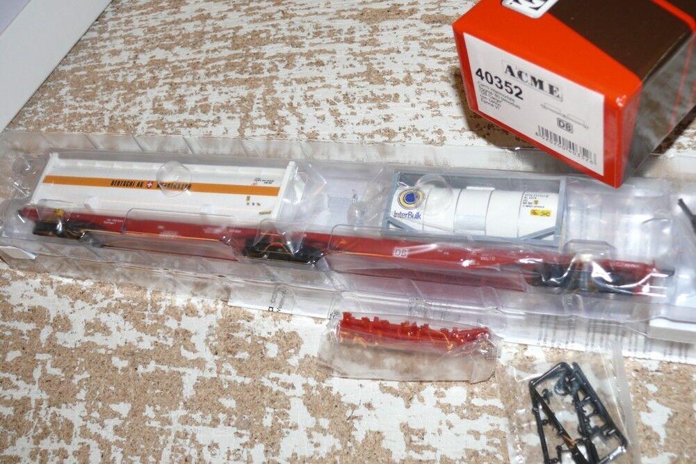 Hs Acme 40352 articular contenedores armazón Cochero tipo sggrss 80' DB AG con silos u. Tank