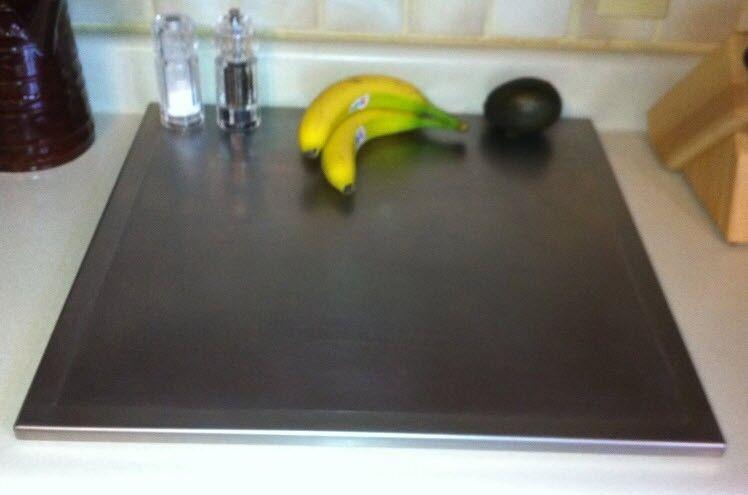 FRIGO DESIGN Neuf 24  X 18  en acier inoxydable alimentaire Prep Bakers Board