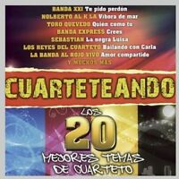 Various Artists - Cuarteteando-los 20 Mejores Temas / Various [new Cd] Argentina on sale