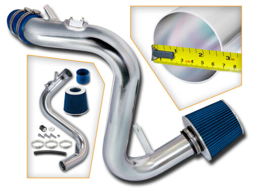 Filter BCP BLUE For 07-13 Mazdaspeed 3 2.3 2.3L Turbo Cold Air Racing Intake