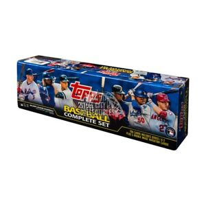 2020 Topps Baseball Factory Set Retail Version