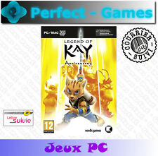 LEGEND OF KAY Anniversary DVD ROM PC et MAC jeu neuf new game