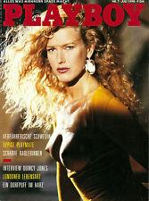 Playboy Juli/07/1990  Carrie Nygren*