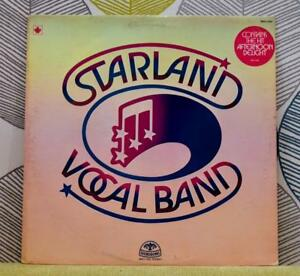 STARLAND-VOCAL-BAND-Self-Titled-Vinyl-LP-1976-Canada-Import-BHL1-1351-EXC