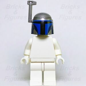 Star-Wars-LEGO-Jango-Fett-039-s-Mandalorian-Helmet-75023-75015-75191-Genuine-Parts