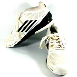 propiedad pub Teoría establecida  Adidas Adizero White Sprint Frame Sprint Web Mens Basketball Shoes Size  14.5 US | eBay