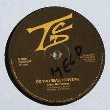 "Lloyd Hemmings ""Do You Really Love Me"" Reggae 12"" TCD mp3"