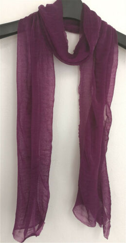 AU SELLER Lovely Women/'s Girl/'s Soft Thin Style Wrap SCARF//SHAWL sc082
