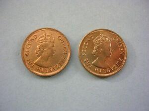 2x-Hong-Kong-Ten-Cents-1975-UNC