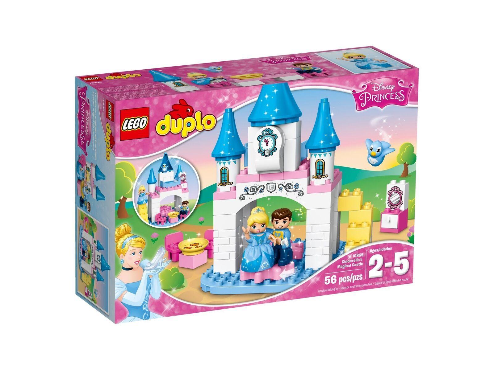 LEGO® DUPLO® 10855 Cinderellas Märchenschloss NEU NEW OVP MISB