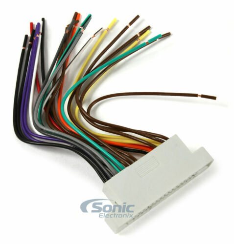 Scosche GM07B Car Install Dash Wire Harness Kit for Select 2000-Up GM Vehicles