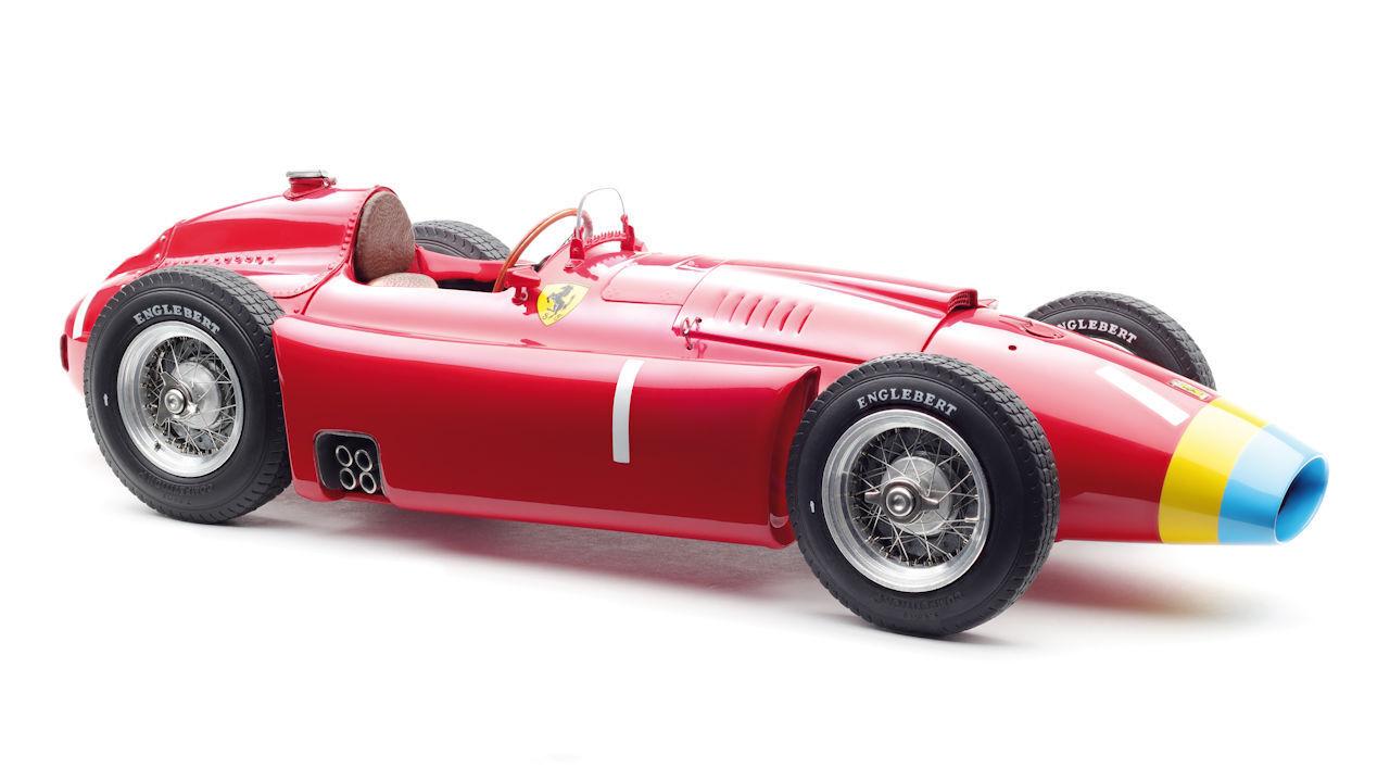 CMC Ferrari D50, Long Nose, 1956 GP Deutschland Fangio M-181