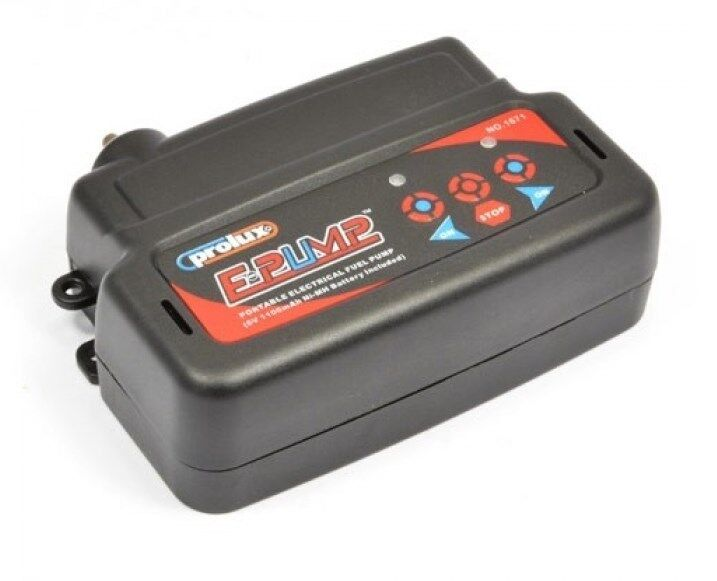 E-PUMP PORTABLE ELECTRIC FUEL PUMP Inc Battery No Charger, Gas (Petrol) and Glow