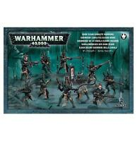 Warhammer 40,000 Dark Eldar Kabalite Warriors By Games Workshop Gaw 45-07