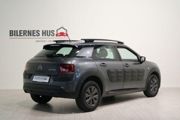 Citroën C4 Cactus 1,6 BlueHDi 100 Challenge - billede 1