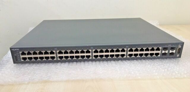 NORTELAL4500A04-E6 4548GT ETHERNET ROUTING SWITCH