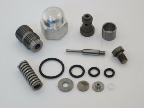 New CROSSOVER RELIEF VALVE /& SEAL KIT fits Meyer Snow Plow E-47 E-57 E-60 Pumps
