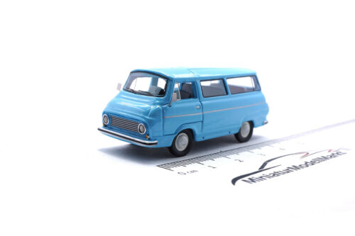 bos-models skoda 1203 bus-azul claro 1968-1:87 #87550