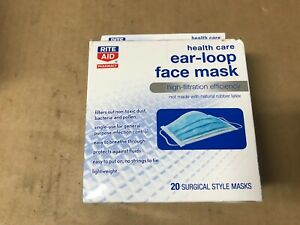 Style Filtration High Mask About Aid Rite Surgical Health 20 Loop Efficiency Ear Details