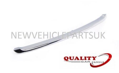 Pare Choc Avant Calandre Chrome Trim Mini Cooper One 2011-2014 Fits Aero trop NEUF