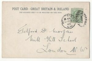 Hampstead-NW-23-May-1905-Duplex-4-Postmark-London-130c