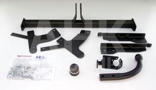 AHK Kpl. Toyota Corolla Verso 04-09 Anhängerkupplung starr+ES 13p spez