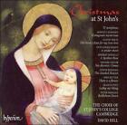 Christmas at St. John's (CD, Oct-2006, Hyperion)