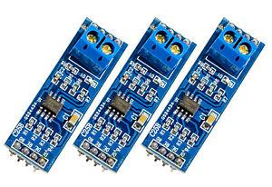 3-Stueck-TTL-nach-RS-485-Converter-Transceiver-Max485-fuer-Arduino-Raspberry-Pi