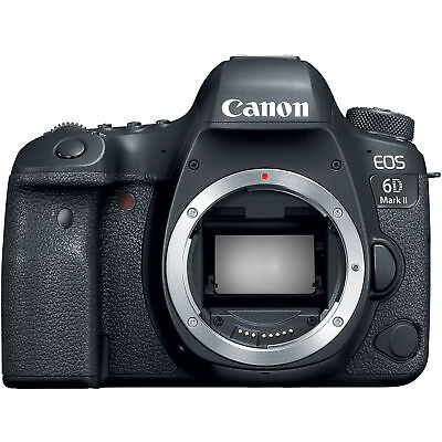 6dm2 / 6d m2 Canon Eos 6D Mark II Dslr Camera 1897C002 President's Deals Sale