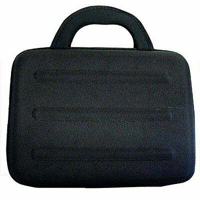 """carrying case 10.2"""" laptop netbook deluxe special edition black"""