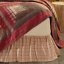 TACOMA-QUILT-SET-choose-size-amp-accessories-Log-Cabin-Red-Plaid-Lodge-VHC-Brands thumbnail 11