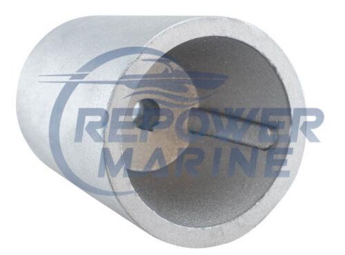 45mm Beneteau Sacrificial Boat Anode Radice Conical Prop Nut Zinc Anode