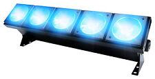 KAM Powerstrip 5 LED 150w COB RGB Wash Flood Bands DJ Disco Club pub Karaoke