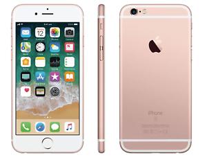 APPLE-IPHONE-6S-16Go-Rose-Debloque-Reconditionne-Etat-correct-Garantie-6-m