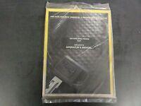 John Deere Turf Gator Utility Vehicle Operator's Manual Omm126764